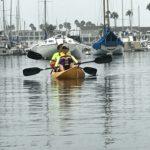 Kayaking In Newport Beach