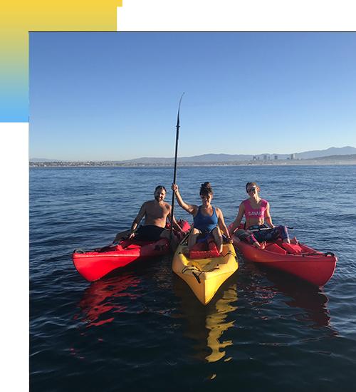 Kayak Rentals Newport Beach